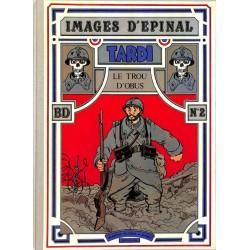 ABAO Bandes dessinées Le Trou d'obus (Images d'Epinal)