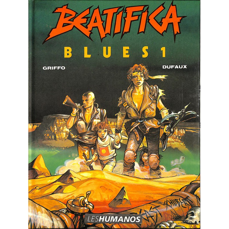 ABAO Bandes dessinées Beatifica blues 01