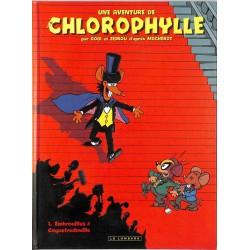 ABAO Bandes dessinées Chlorophylle (Godi) 01
