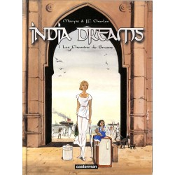 ABAO Bandes dessinées India dreams 01