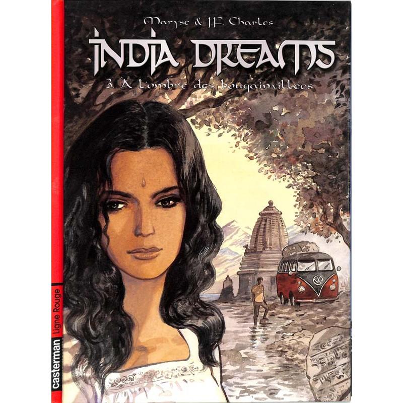 ABAO Bandes dessinées India dreams 03