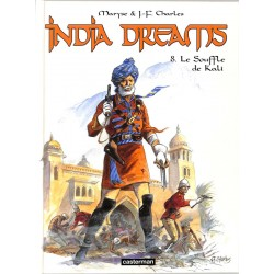 ABAO Bandes dessinées India dreams 08
