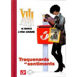 ABAO Bandes dessinées XIII - Traquenards et sentiments TL.825 ex. n. & s.