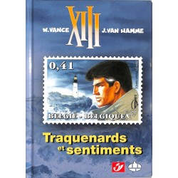 ABAO Bandes dessinées XIII - Traquenards et sentiments TL. 3750 ex.