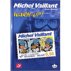 ABAO Bandes dessinées Michel Vaillant - Warm-up ! TL. 2000 ex.