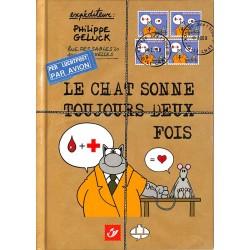 ABAO Bandes dessinées Le Chat - Le Chat sonne toujours deux fois TL. 2500 ex.