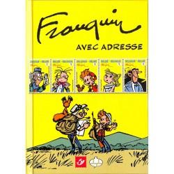 ABAO Bandes dessinées Spirou et Fantasio - Franquin avec adresse TL. 2500 ex.