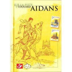 ABAO Bandes dessinées Sur la piste d'Edouard Aidans TL. 1575 ex.