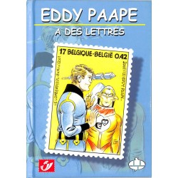 ABAO Bandes dessinées Luc Orient - Eddy Paape a des lettres TL. 2000 ex.