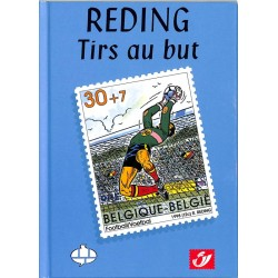 ABAO Bandes dessinées Eric Castel - Reding - Tirs au but TL. 1200 ex.