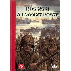 ABAO Bandes dessinées Rosinski à l'avant-poste TL. 875 ex. n. & s.
