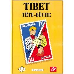 ABAO Bandes dessinées Tibet - Tête-bêche TL. 2500 ex.