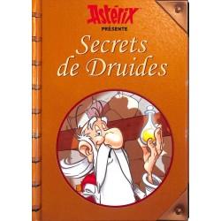 ABAO Bandes dessinées Astérix - Secrets de Druides.