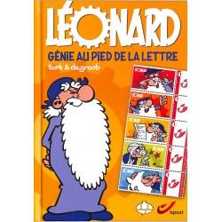ABAO Bandes dessinées Léonard - Génie au pied de la lettre TL. 1200 ex.