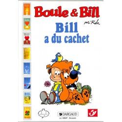 ABAO Bandes dessinées Boule et Bill - Bill a du cachet TL. 2500 ex.