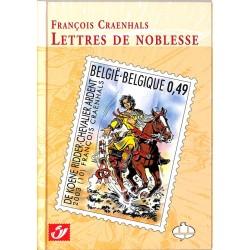 ABAO Bandes dessinées Craenhals - Lettres de noblesse TL. 1500 ex.