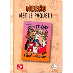 ABAO Bandes dessinées Merho met le paquet TL. 1575 ex.