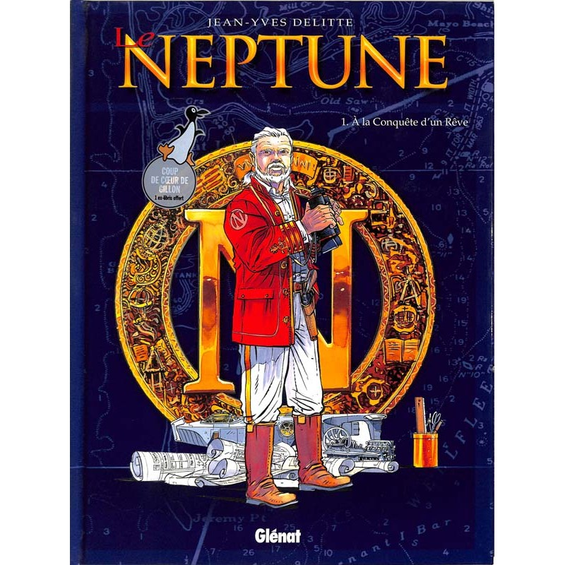 ABAO Bandes dessinées Le Neptune 01