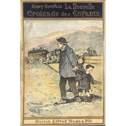 ABAO Livres illustrés Bordeaux (Henry) - La Nouvelle croisade des enfants.