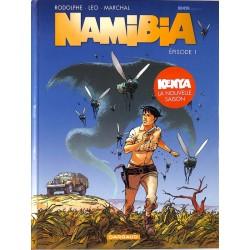 ABAO Bandes dessinées Kenya - Namibia 01