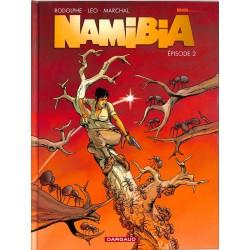 ABAO Bandes dessinées Kenya - Namibia 02