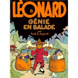 ABAO Bandes dessinées Léonard 06