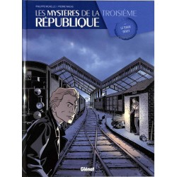 ABAO Bandes dessinées Les Mystères de la Troisième République 02