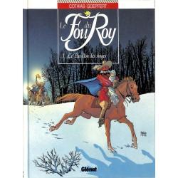 ABAO Bandes dessinées Le Fou du Roy 01