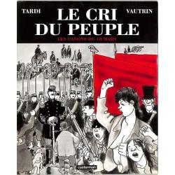 ABAO Bandes dessinées Le Cri du peuple 01