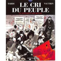 ABAO Bandes dessinées Le Cri du peuple 04