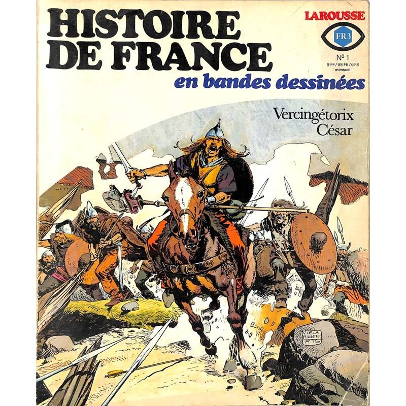 ABAO Histoire de France en bandes dessinées Histoire de France en bandes dessinées 08