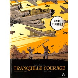 ABAO Bandes dessinées Tranquille courage 02