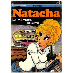 ABAO Bandes dessinées Natacha 03