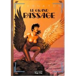 ABAO Bandes dessinées Le Grand Passage TL. 300 ex. n. & s.