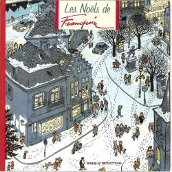 ABAO Bandes dessinées Les Noëls de Franquin TL. 3500 ex. n.
