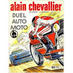 ABAO Bandes dessinées Alain Chevallier (1ère série) 07