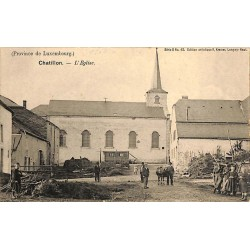 ABAO Luxembourg Chatillon - L'Eglise.