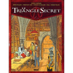 Bandes dessinées Le Triangle secret 04