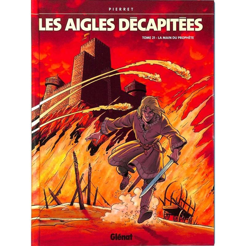 ABAO Bandes dessinées Les Aigles décapitées 21
