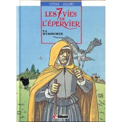 ABAO Bandes dessinées Les 7 vies de l'épervier 04