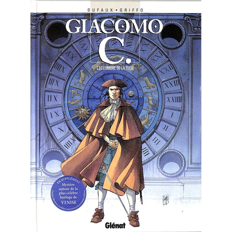 ABAO Bandes dessinées Giacomo C. 10