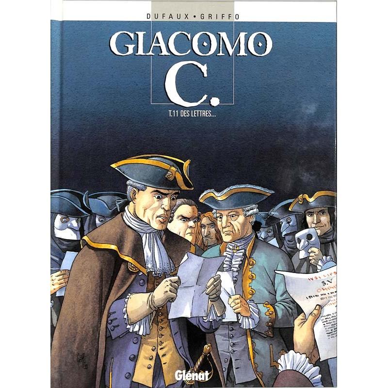 ABAO Bandes dessinées Giacomo C. 11