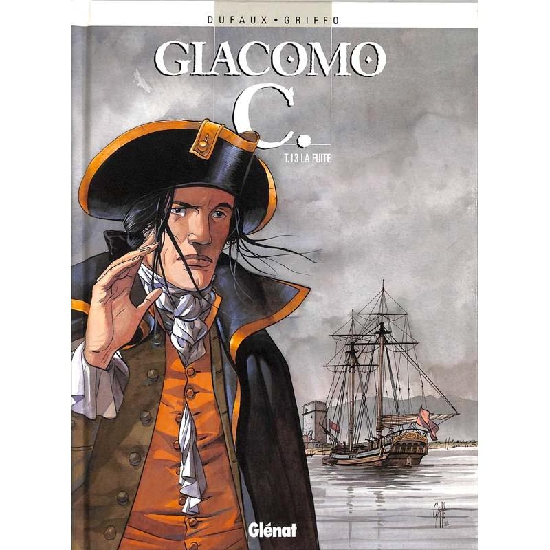 ABAO Bandes dessinées Giacomo C. 13