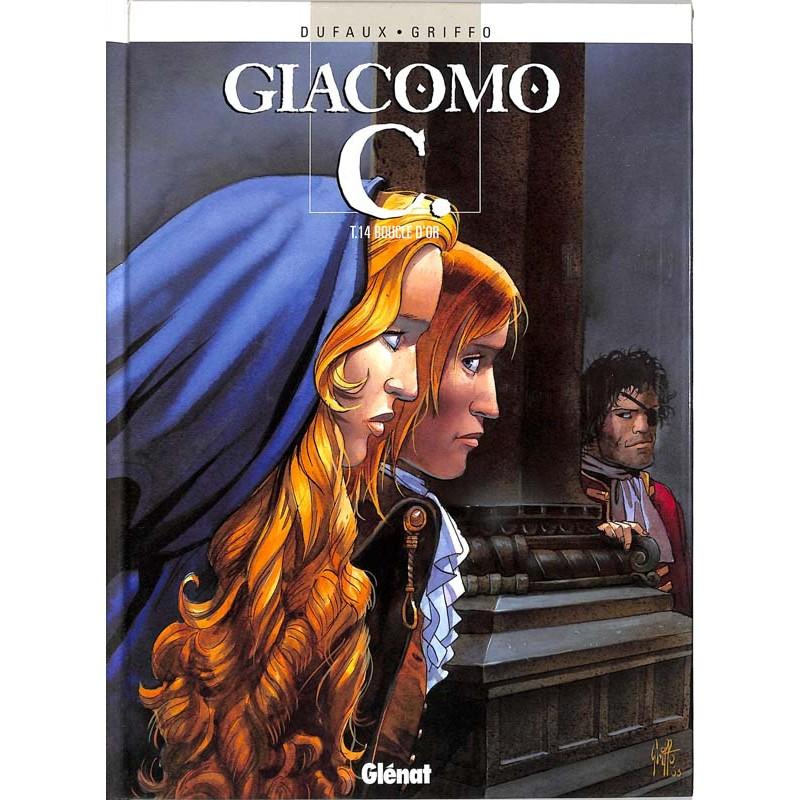 ABAO Bandes dessinées Giacomo C. 14