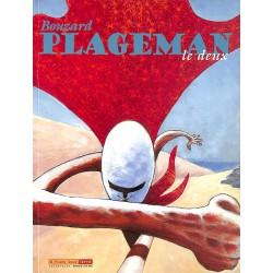 Bandes dessinées Plageman 02