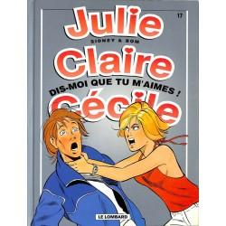 ABAO Bandes dessinées Julie, Claire, Cécile 17