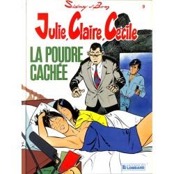 ABAO Bandes dessinées Julie, Claire, Cécile 09