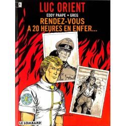 ABAO Bandes dessinées Luc Orient 18