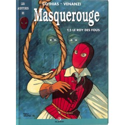 ABAO Bandes dessinées Masquerouge 05