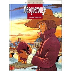 ABAO Bandes dessinées Masquerouge 10